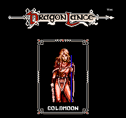 Screenshot #1 Advanced Dungeons Dragons Heroes Of The Lance