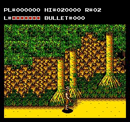 Screenshot #1 Adventures Of Bayou Billy