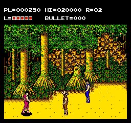 Screenshot #2 Adventures Of Bayou Billy