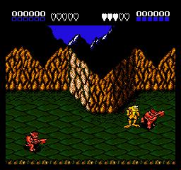 Screenshot #2 Battletoads - боевые жабы