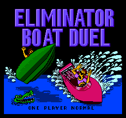 Screenshot #2 Eliminator Boat Duel