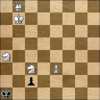 Chess problem №287600