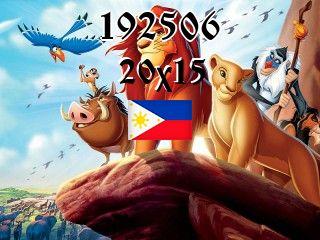 The Philippine puzzle №192506