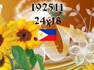 The Philippine puzzle №192511