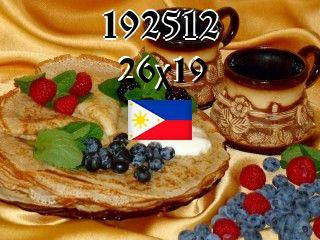 The Philippine puzzle №192512