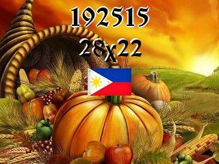 The Philippine puzzle №192515