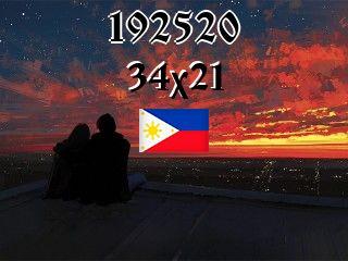 The Philippine puzzle №192520