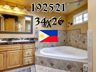 The Philippine puzzle №192521