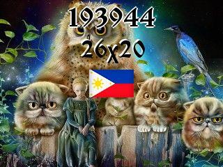 The Philippine puzzle №193944