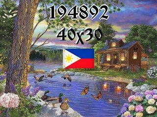 The Philippine puzzle №194892