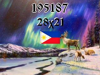 The Philippine puzzle №195187