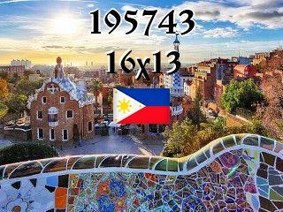 The Philippine puzzle №195743