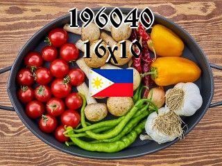 The Philippine puzzle №196040