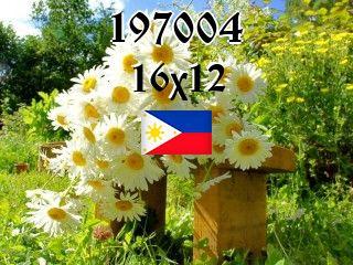 The Philippine puzzle №197004