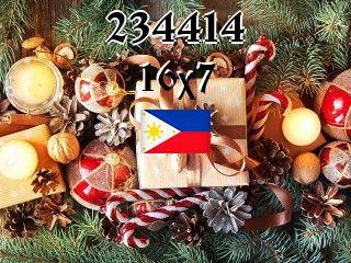 The Philippine puzzle №234414