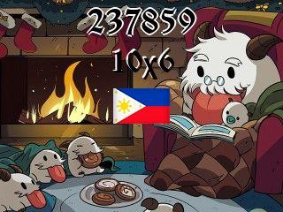 The Philippine puzzle №237859