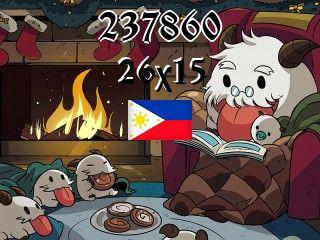 The Philippine puzzle №237860