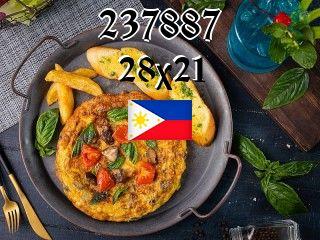 The Philippine puzzle №237887