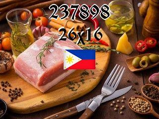 The Philippine puzzle №237898