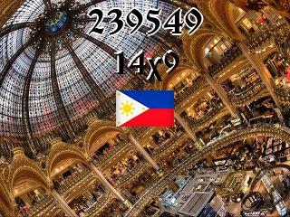 The Philippine puzzle №239549
