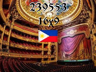 The Philippine puzzle №239553
