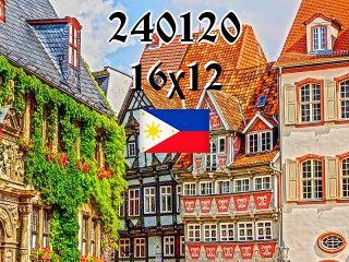 The Philippine puzzle №240120