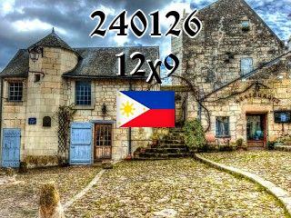 The Philippine puzzle №240126