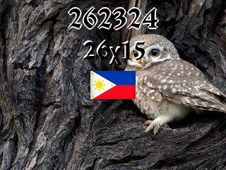 The Philippine puzzle №262324