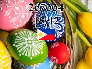 The Philippine puzzle №267004