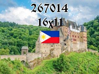 The Philippine puzzle №267014