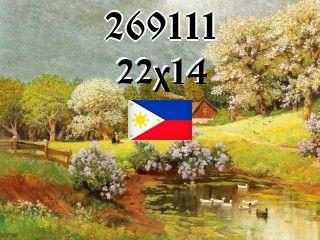 The Philippine puzzle №269111