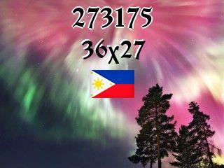 The Philippine puzzle №273175