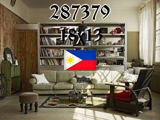 The Philippine puzzle №287379