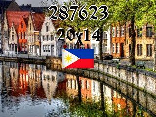 The Philippine puzzle №287623