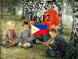 The Philippine puzzle №289767