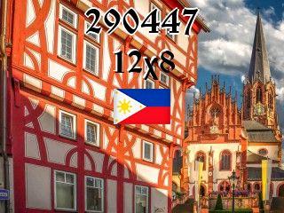 The Philippine puzzle №290447