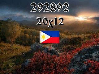The Philippine puzzle №292892