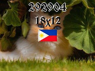 The Philippine puzzle №292904