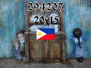 The Philippine puzzle №294207