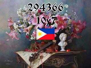 The Philippine puzzle №294366