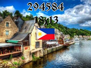 The Philippine puzzle №294584