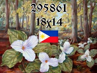 The Philippine puzzle №295861