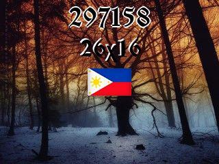 The Philippine puzzle №297158
