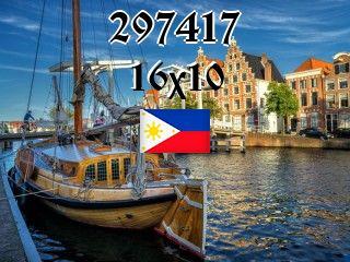 The Philippine puzzle №297417