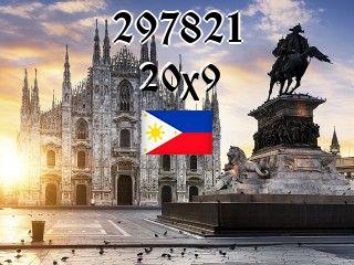 The Philippine puzzle №297821