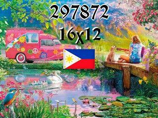 The Philippine puzzle №297872