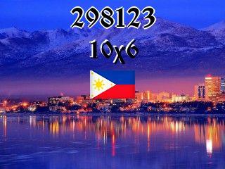 The Philippine puzzle №298123