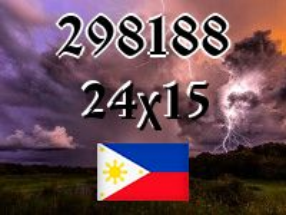 The Philippine puzzle №298188
