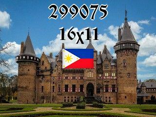 The Philippine puzzle №299075
