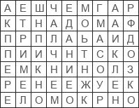 Feelwords №124791